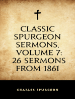 Classic Spurgeon Sermons, Volume 7