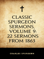 Classic Spurgeon Sermons, Volume 9