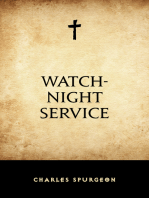 Watch-Night Service