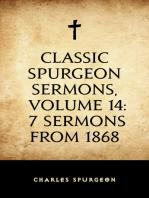 Classic Spurgeon Sermons, Volume 14