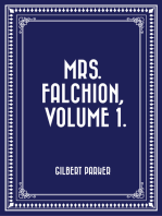 Mrs. Falchion, Volume 1.