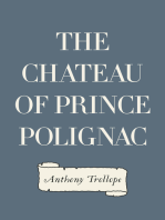 The Chateau of Prince Polignac