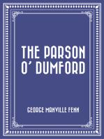 The Parson O' Dumford