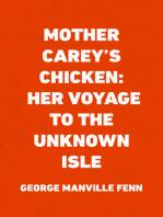 Mother Carey's Chicken