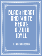 Black Heart and White Heart
