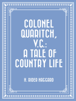 Colonel Quaritch, V.C.