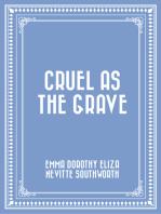 Cruel As The Grave