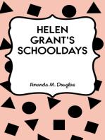 Helen Grant's Schooldays