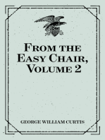 From the Easy Chair, Volume 2