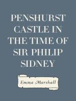 Penshurst Castle in the Time of Sir Philip Sidney