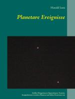 Planetare Ereignisse