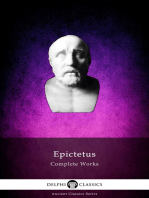 Delphi Complete Works of Epictetus (Illustrated)