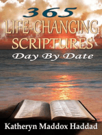 365 Life-Changing Scriptures Day by Date