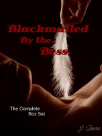 Blackmailed By the Boss the Complete Box Set