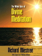 The Whole Duty of Divine Meditation