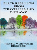 """Black Rebellion – from """"Travellers and outlaws"""""""