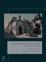 On the Nature of Marx's Things: Translation as Necrophilology
