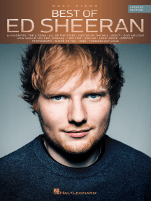 Best of Ed Sheeran for Easy Piano: Updated Edition