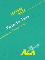 Farm der Tiere von George Orwell (Lektürehilfe)