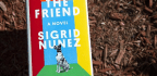 In 'The Friend,' A Dog And A Cat Person Help Each Other Heal After A Shared Loss
