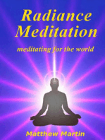 Radiance Meditation - meditating for the world