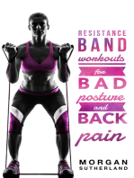Resistance Band Workouts for Bad Posture and Back Pain