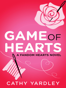 Game of Hearts: A Geek Girl Rom Com (Fandom Hearts Series)