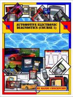 Automotive Electronic Diagnostics (Course 1)
