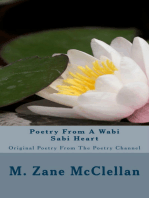 Poetry from a Wabi Sabi Heart