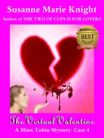 The Virtual Valentine (Minx Tobin Murder Mystery Series Book 4)