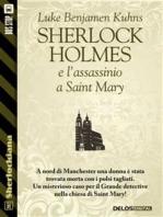 Sherlock Holmes e l'assassinio a Saint Mary