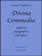 Divina Commedia di Dante Alighieri in ebook