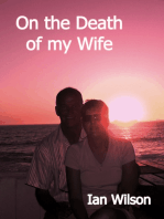 On the Death of My Wife