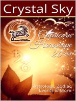 Capricorn Horoscope 2019