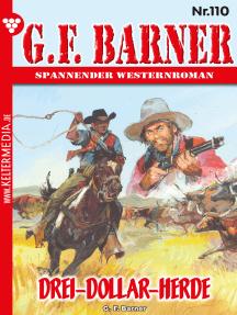 G.F. Barner 110 – Western: Drei-Dollar-Herde