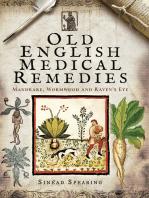 Old English Medical Remedies