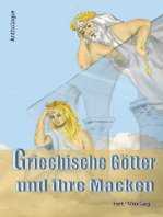 Griechische Götter und ihre Macken