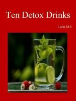 Ten Detox Drinks
