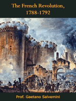 The French Revolution, 1788-1792
