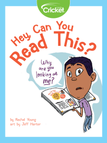 Hey, Can You Read This?