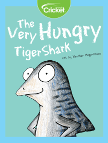 The Very Hungry Tiger Shark