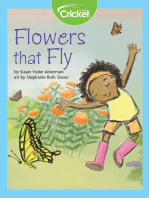 Flowers that Fly