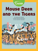 Mouse Deer and the Tigers