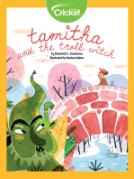 Tamitha and the Troll Witch