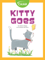 Kitty Goes
