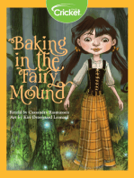 Baking in the Fairy Mound