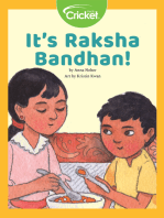 It's Raksha Bandhan!