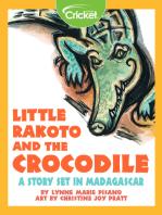 Little Rakoto and the Crocodile