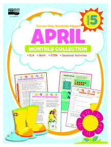 April Monthly Collection, Grade 5
