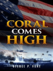 Coral Comes High (Illustrated): U.S. Marines and the Battle for The Point on Peleliu